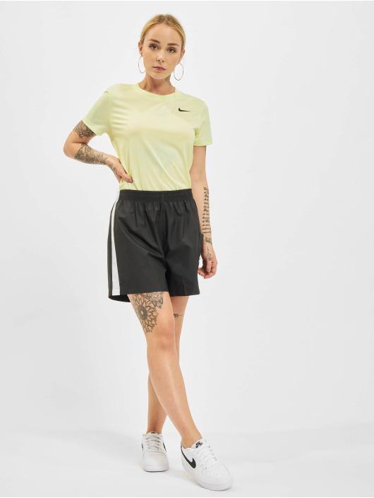 Nike T-Shirt Dry Crew grün