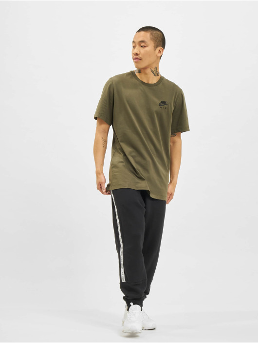 Nike t-shirt Sportswear khaki