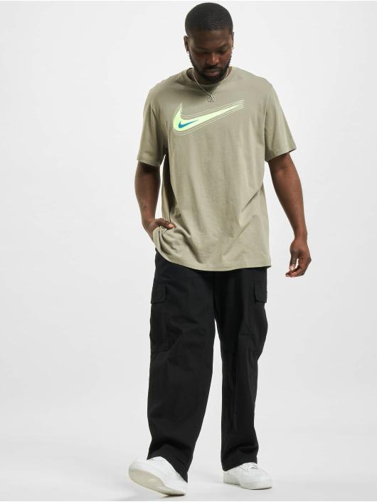 Nike T-Shirt M Nsw Swoosh 12 Month khaki