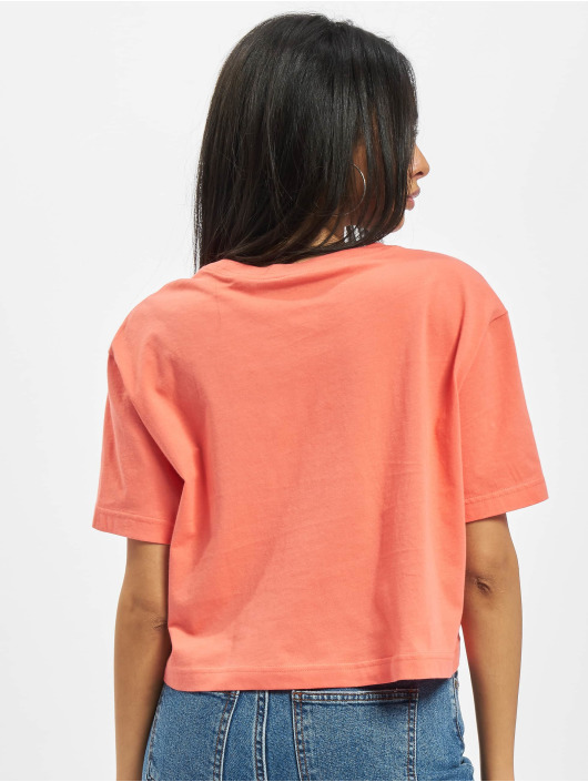 Nike T-Shirt Crop Craft magenta