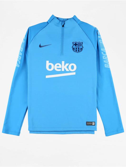 777e1d98c8d Nike T-Shirt manches longues Dry FC Barcelona Squad bleu .