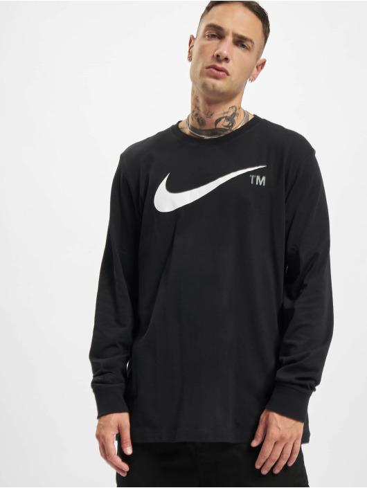 Nike T-Shirt manches longues Grx noir
