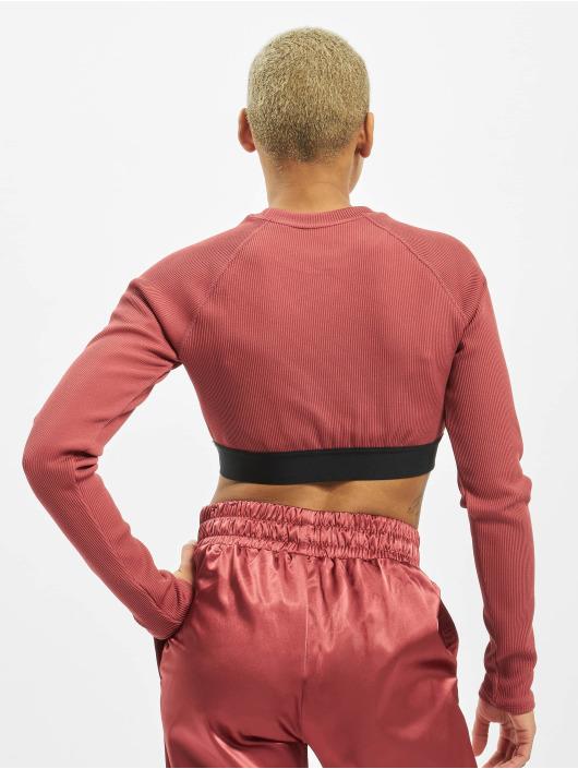 Nike T-Shirt manches longues JDI rouge