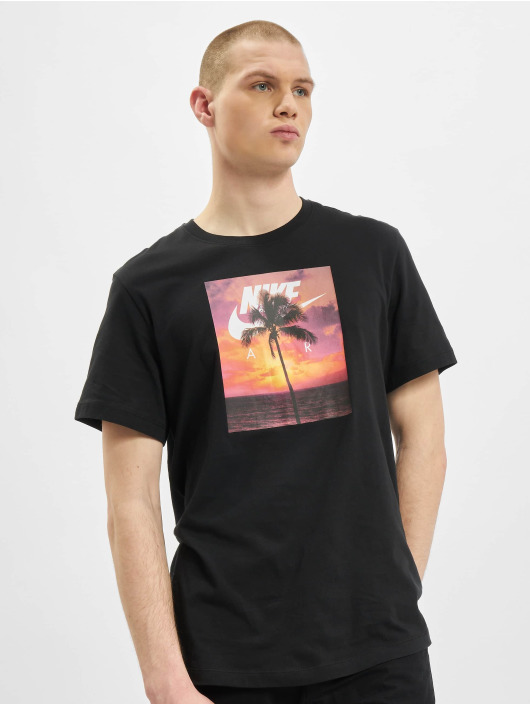 Nike T-shirt Sportswear Spring BRK Photo nero