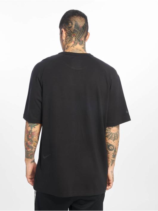 Nike T-Shirt TCH PCK SS noir