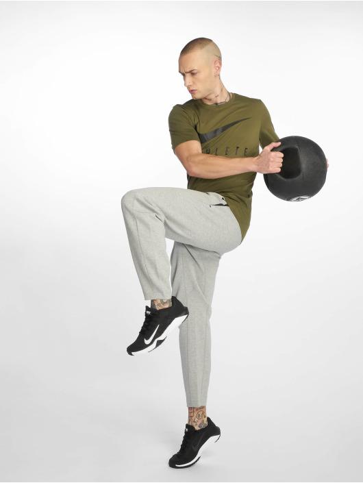 Nike T-Shirt Dry Athlete Training olive