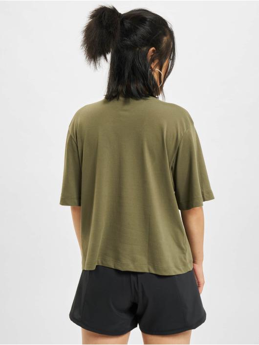 Nike T-Shirt Boxy One olive