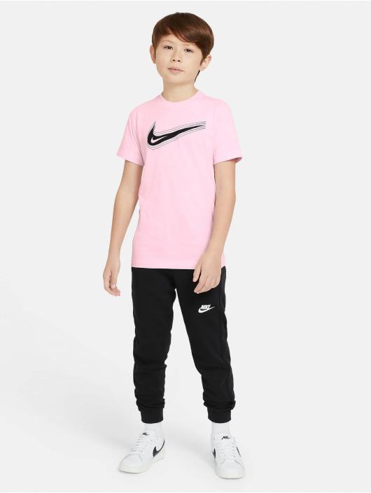 Nike T-Shirt Swoosh pink
