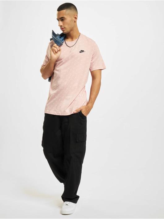 Nike T-Shirt Mini Swoosh pink