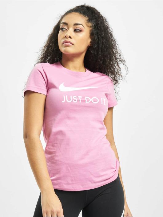 Nike T-Shirt JDI rosa