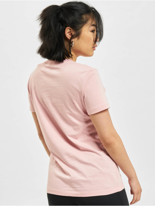 Nike T-Shirt W Nsw Essntl Icon Futur rosa