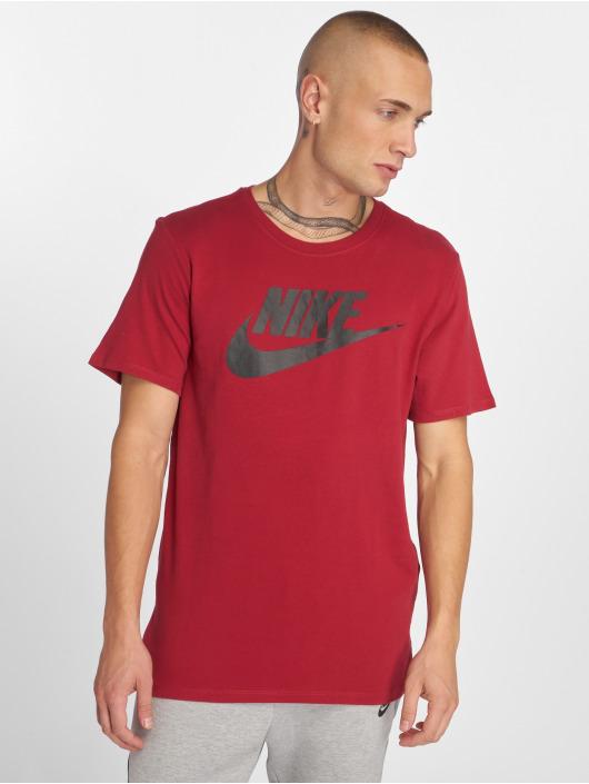 Nike T-Shirt Sportswear Futura Icon rot