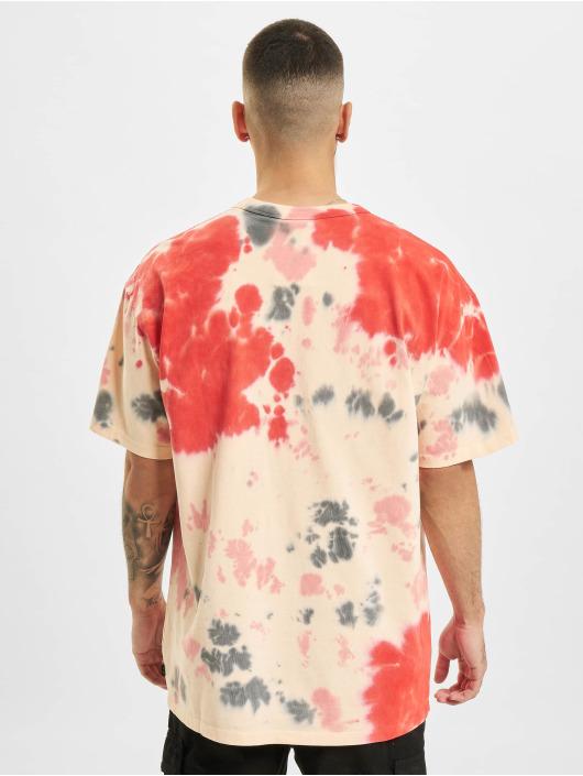 Nike T-Shirt Sportswear Tie-Dye rot