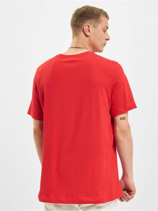 Nike T-Shirt Icon Futura rouge