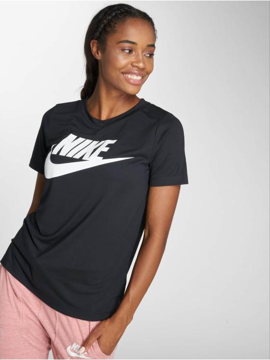 Nike T-Shirt Sportswear Essential schwarz