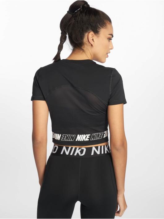 Nike T-Shirt Pro schwarz