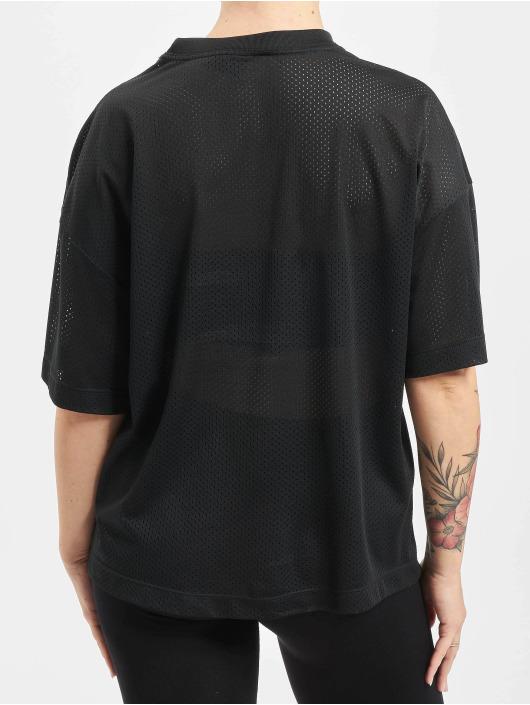 Nike T-Shirt Mesh schwarz