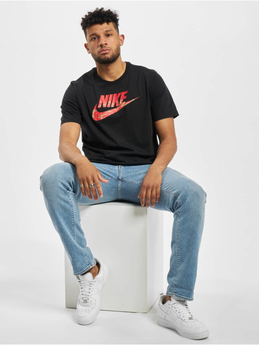 Nike T-Shirt SS schwarz