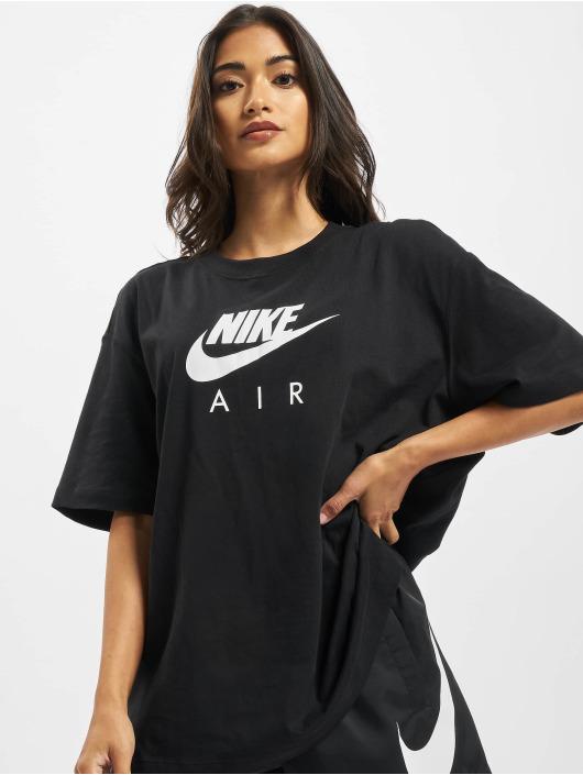 Nike T-Shirt Air SS BF schwarz