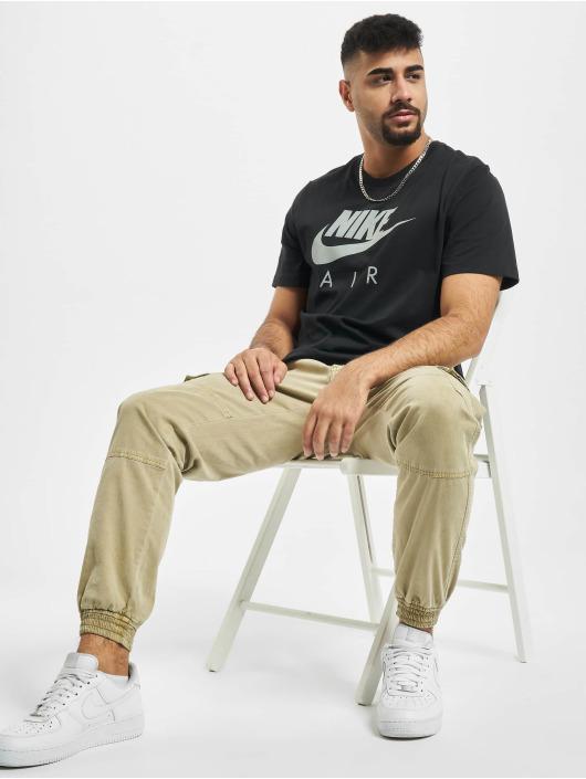 Nike T-Shirt Air schwarz