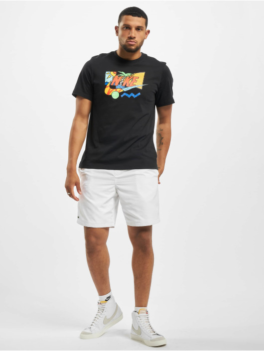 Nike T-Shirt Summer Futura schwarz