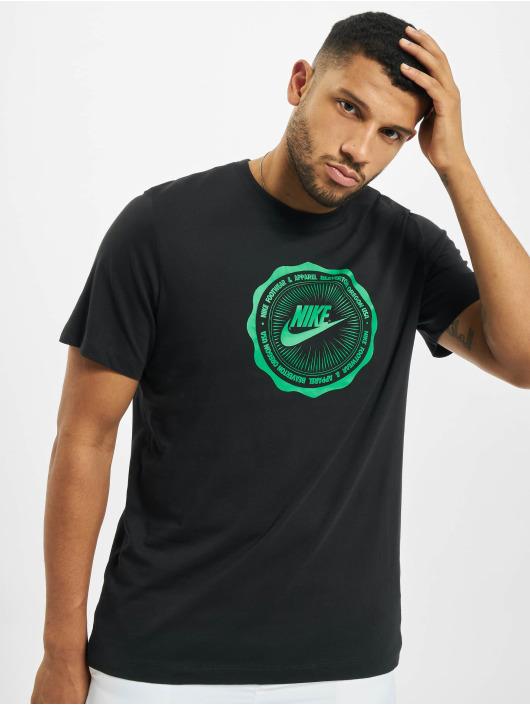 Nike T-Shirt BTS Futura schwarz