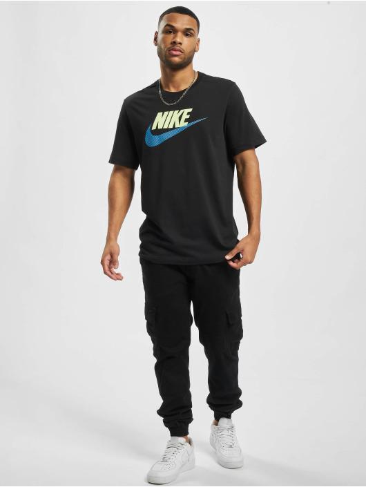 Nike T-Shirt M Nsw Tee Alt Brand Mark 12mo schwarz