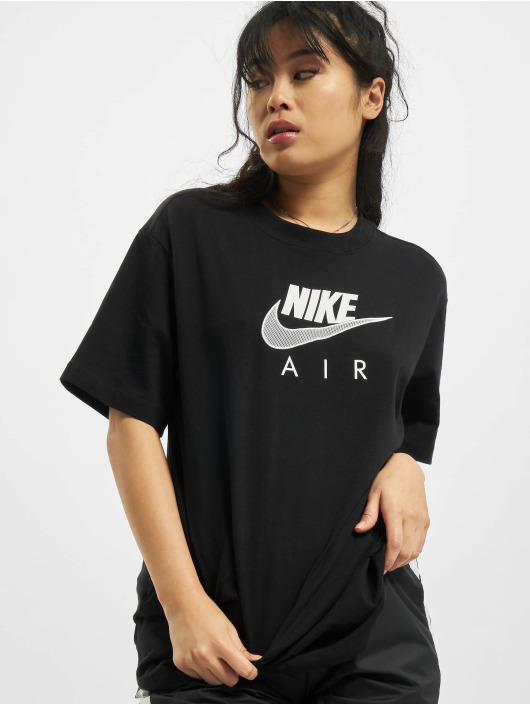 Nike T-Shirt Air BF schwarz