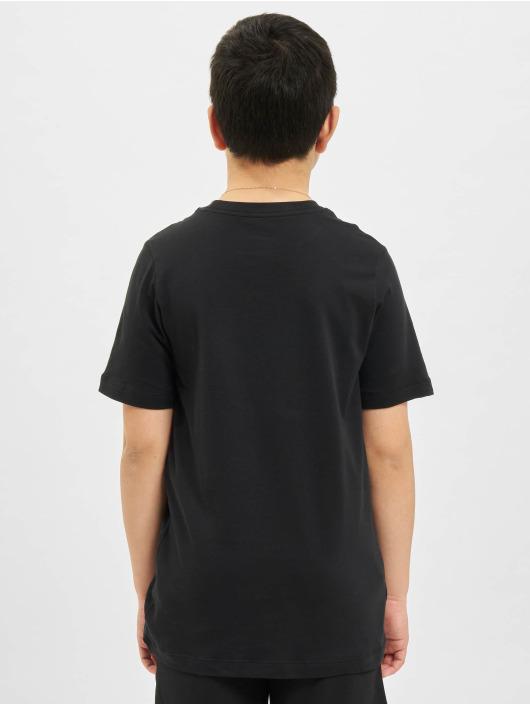 Nike T-Shirt JDI Swoosh schwarz