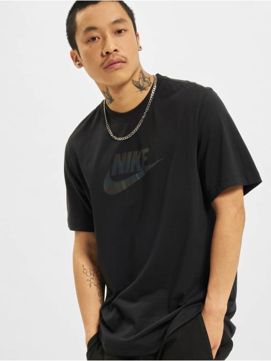 Nike T-Shirt Festival Futura schwarz