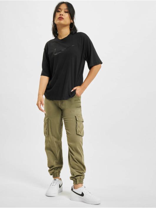Nike T-Shirt Boxy One schwarz