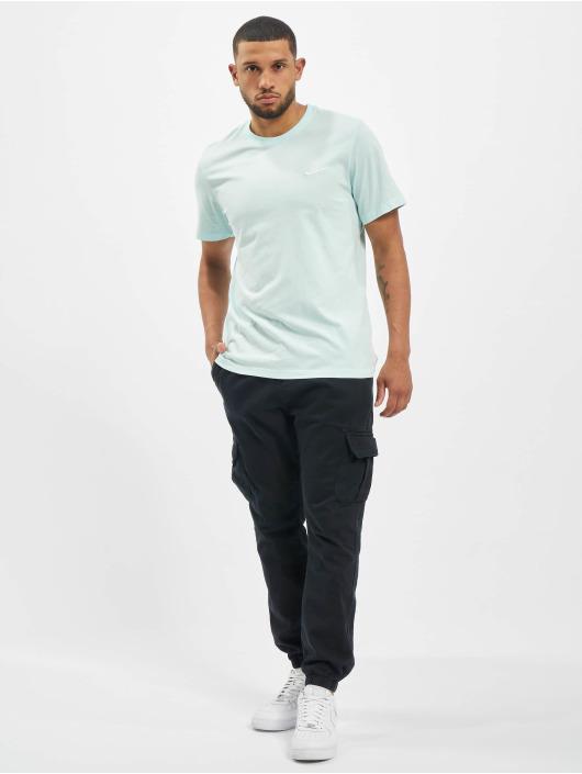 Nike T-Shirt Club türkis