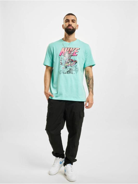 Nike T-Shirt Jet Ski türkis