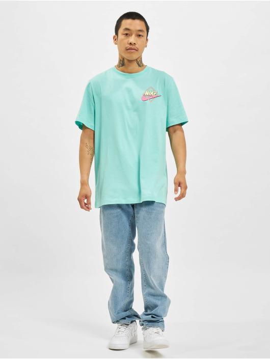 Nike T-Shirt Rollerblader türkis