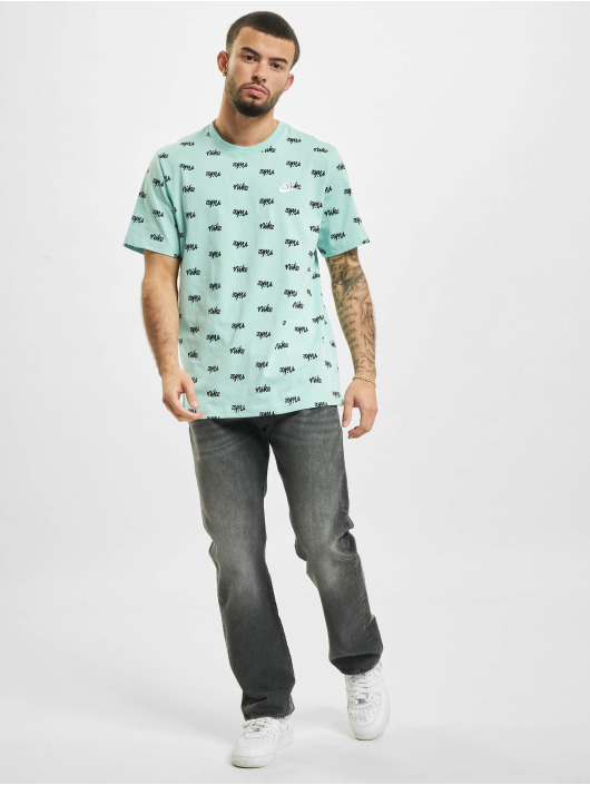 Nike T-Shirt Sportswear turquoise