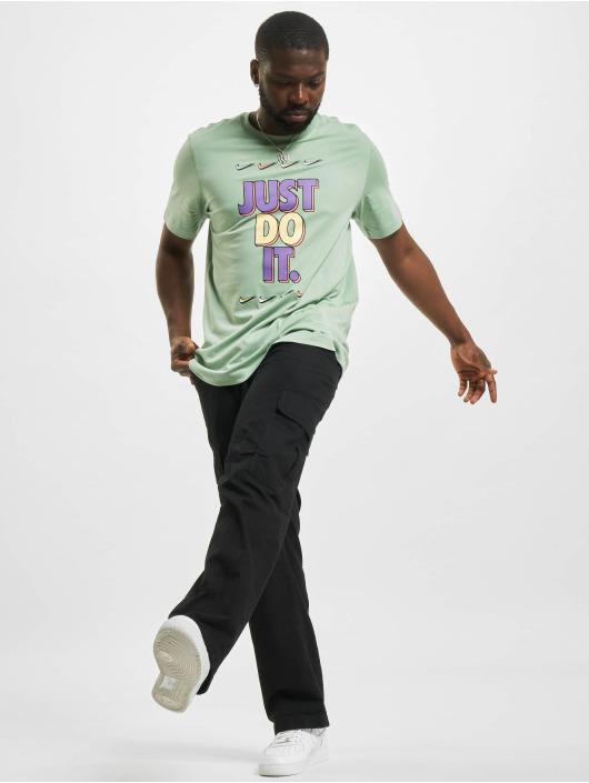 Nike T-shirt Just Do It verde