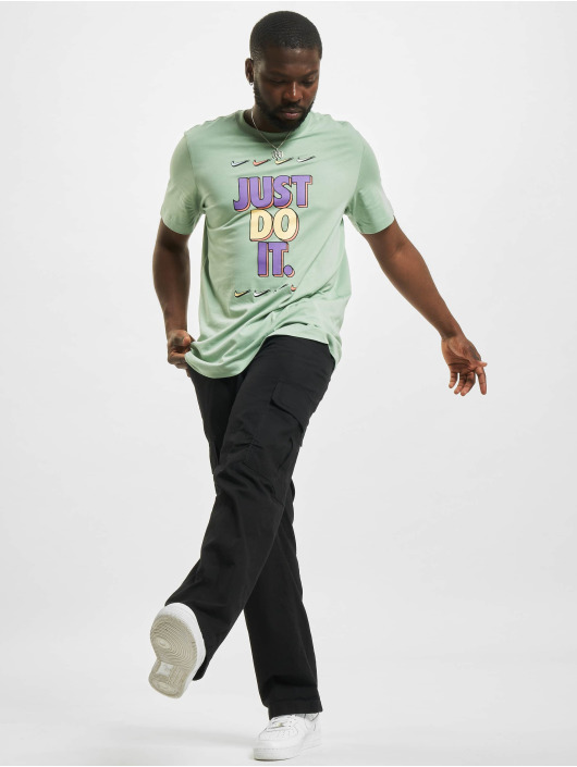 Nike T-Shirt Just Do It vert