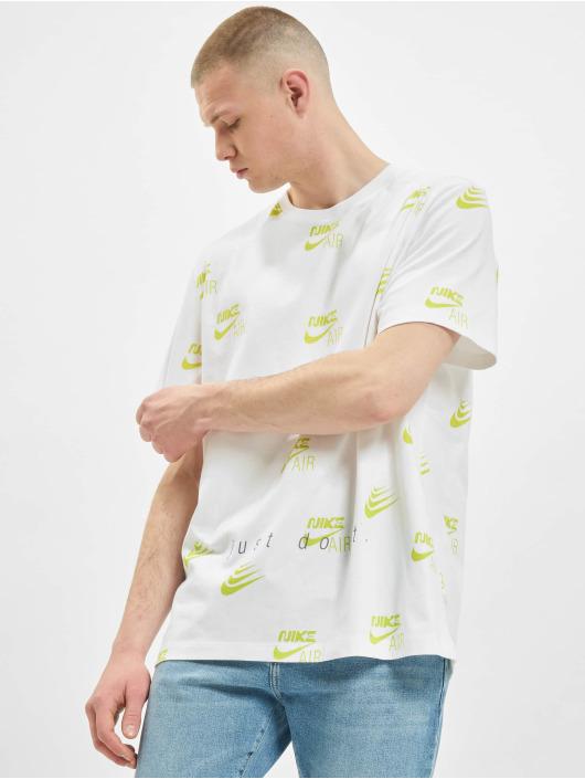 Nike T-shirt AOP vit