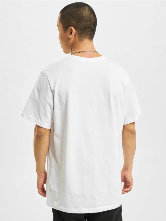 Nike T-shirt Multibrand Swoosh vit