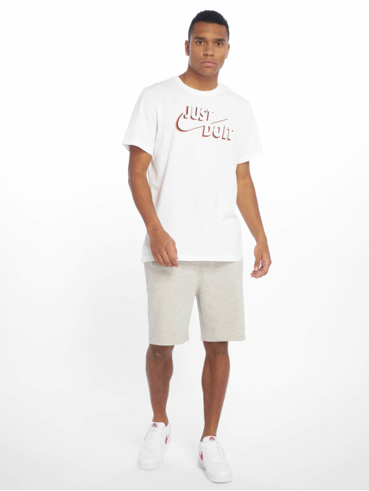 Nike T-Shirt JDI weiß