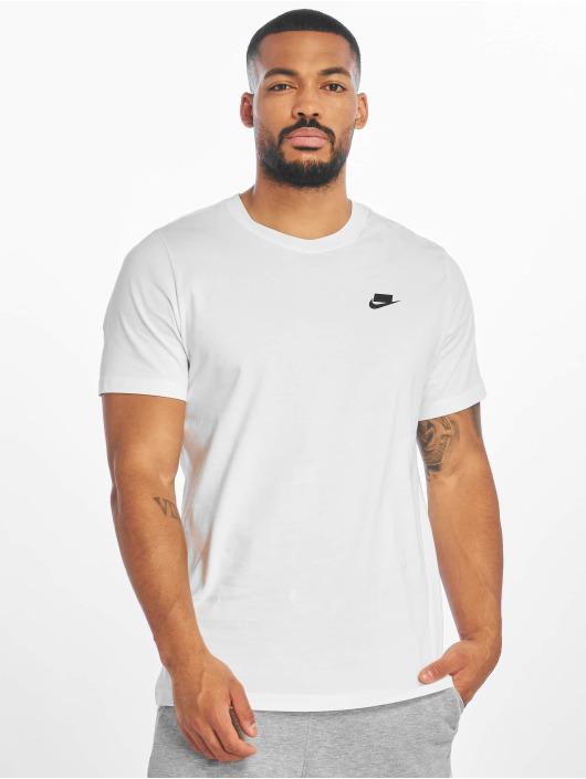 Nike T-Shirt NSW 1 T-Shirt weiß