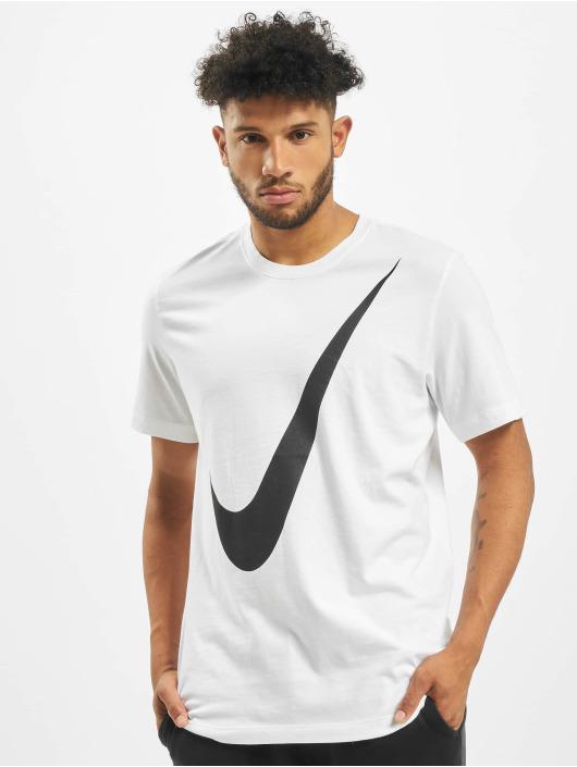 Nike T-Shirt Swoosh 1 weiß