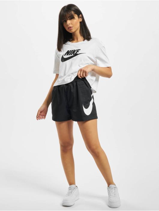 Nike T-Shirt Essential Icon Future weiß