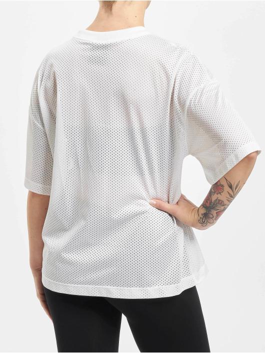Nike T-Shirt Mesh weiß