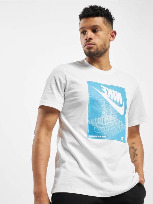 Nike T-Shirt Festival SS T-Shirt weiß