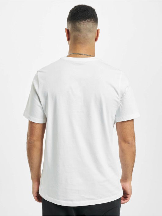 Nike T-Shirt Club HBR Camo 2 weiß