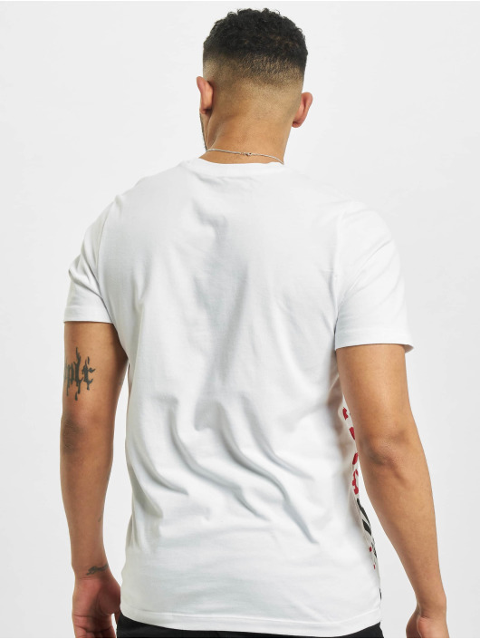 Nike T-Shirt Printed Aop HBR weiß
