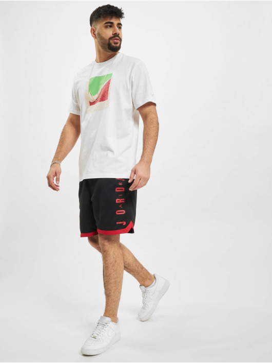 Nike T-Shirt Swoosh Box weiß