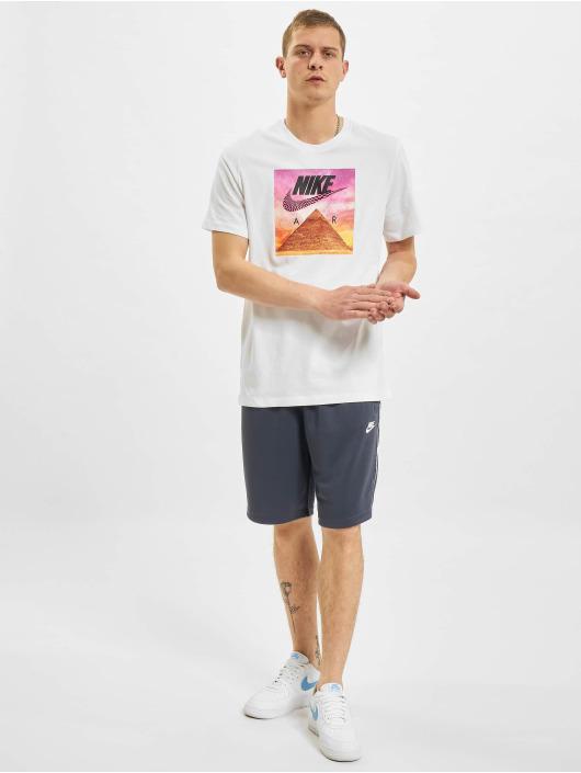 Nike T-Shirt Festival Photo weiß