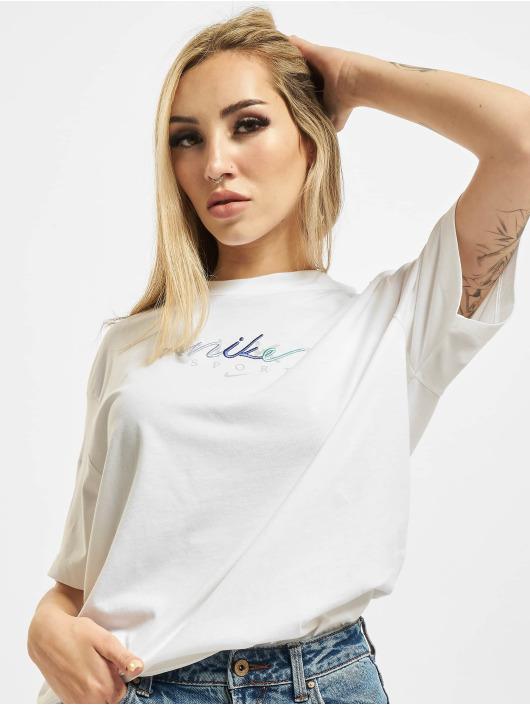 Nike T-Shirt Craft weiß